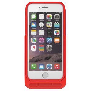 アウトレット プリンストン PRONG iPhone6s/6用モバイルバッテリーケース 急速充電対応 PWRC-IPH6S-RED レッド|akiba-e-connect