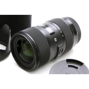 シグマ 18-35mm F1.8 DC HSM Art キャノンEFマウント 用 大口径広角ズームレ...