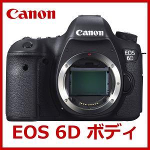 キヤノン EOS 6D ボディ