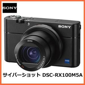 ソニー サイバーショット DSC-RX100M5A