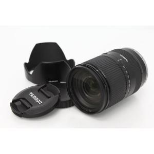 タムロン 18-200mm F3.5-6.3 Di III VC (Model B011) ブラック ソニーEマウント用 【K233】|akiba-ryutsu