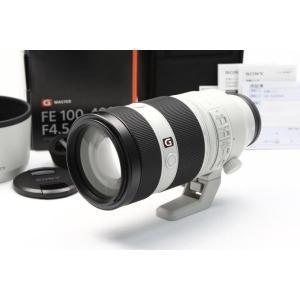 ソニー FE 100-400mm F4.5-5.6 GM OSS SEL100400GM 超望遠ズームレンズ 【K175】|akiba-ryutsu