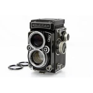 ローライ ROLLEIFLEX 2.8D 二眼レフカメラ 【K237】