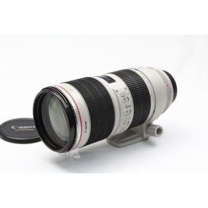 キヤノン EF70-200mm F2.8L IS II USM 大口径・望遠ズームレンズ (SN:129098) 【K184】|akiba-ryutsu