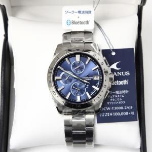 未使用品|カシオ オシアナス クラシックライン OCW-T3000-2AJF メンズ腕時計 K291|akiba-ryutsu