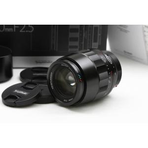 コシナ フォクトレンダー MACRO APO-LANTHAR 110mm F2.5 ソニーEマウント...