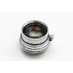 ライカ Summicron-M 5cm F2 沈胴 (50mm) 【K860】