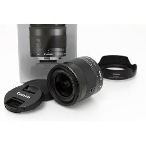 キヤノン EF-M11-22mm F4-5.6 IS STM 【K1076】 ミラーレスカメラ用