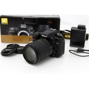 ニコン D7500 18-140 VR レンズキット シャッター回数5000回以下 K1487-2D...