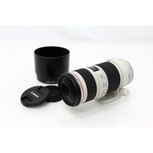 キヤノン EF70-200mm F4L IS USM 三脚座(互換品)付き K1529-2A1B