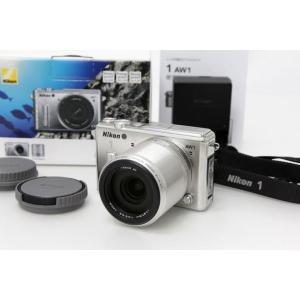 ニコン Nikon 1 AW1 防水ズームレンズキット シルバー K1932-2C2