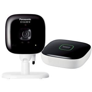 パナソニック 屋内カメラキット KX-HJC200K-W ホームネットワークシステム