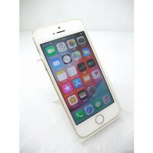 中古 スマートフォン SIMフリー Apple iPhone 5S 32GB ゴールド ME337J...