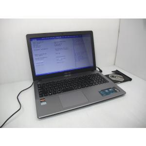 中古 ノートパソコン Asus X550D X550DP-XXA85 A8-5550M/4GB-ME...