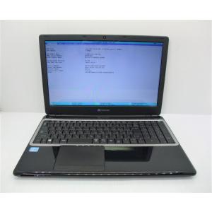 中古 ノートパソコン Gateway NE570-F34D Corei3-3217U/4GB-MEM...