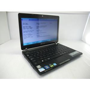 中古 ノートパソコン GATEWAY EC14-41K ZH7 Celeron-U2300/2GB-...