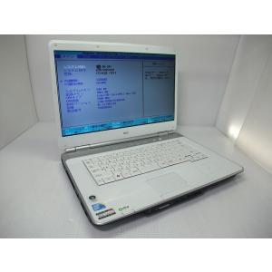 [仕様] ●CPU:Core 2 Duo P8600 2.4GHz ●メモリ:4GB ●HDD:32...