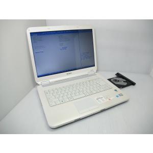 [仕様] ●CPU:Core2Duo P8600 2.40GHz ●メモリ:4GB ●HDD:320...