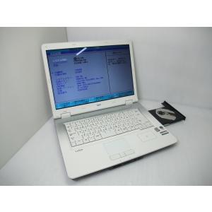 [仕様] ●CPU:Core2Duo T7250 2.00GHz ●メモリ:2GB ●HDD:160...