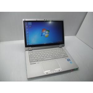 中古 ノートパソコン Panasonic Let'snote CF-AX2ADCCS Corei5-...
