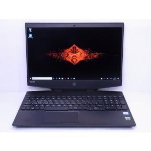 中古 ゲーミングノートパソコン HP OMEN by HP 15-dh0010TX 7LH06PA#...