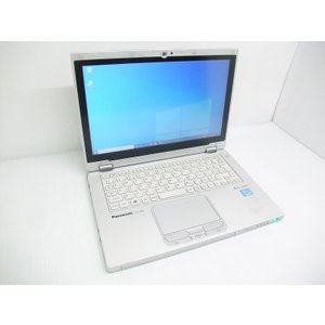 中古 ノートパソコン Panasonic Let'sNote CF-AX2 CF-AX2QEQBR ...