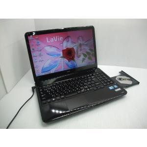 中古 ノートパソコン NEC Lavie LS550/D PC-LS550DS3GB Corei5-...