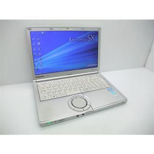 中古 ノートパソコン Panasonic Let'sNote CF-SX2DETBR Corei7-...
