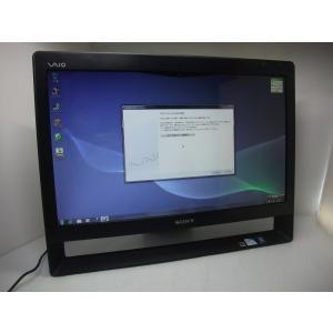 中古 モニタ一体型デスクトップ VAIO VPCJ127FJ Pentium-P6100/4GB-M...