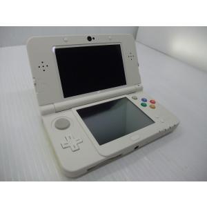 ●中古 TVゲーム 任天堂 new NINTENDO 3DS 白  [付属品] タッチペンのみ  [...