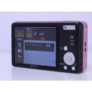 中古 コンパクトデジタルカメラ SONY Cyber-shot DSC-W350 ピンク|akiba-yushop|03