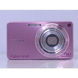 中古 コンパクトデジタルカメラ SONY Cyber-shot DSC-W350 ピンク|akiba-yushop|05