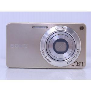 [仕様] ●カメラ有効画素数:1410万画素 ●イメージセンサータイプ:ソニーSuper HAD C...