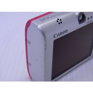 中古 コンパクトデジタルカメラ Canon IXY DIGITAL 110 IS レッド akiba-yushop 12