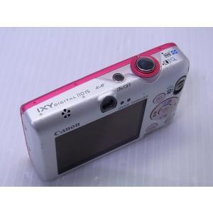 中古 コンパクトデジタルカメラ Canon IXY DIGITAL 110 IS レッド akiba-yushop 04