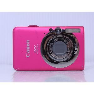 中古 コンパクトデジタルカメラ Canon IXY DIGITAL 110 IS レッド akiba-yushop 05
