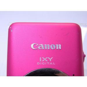中古 コンパクトデジタルカメラ Canon IXY DIGITAL 110 IS レッド akiba-yushop 08