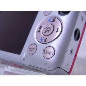 中古 コンパクトデジタルカメラ Canon IXY DIGITAL 110 IS レッド akiba-yushop 09