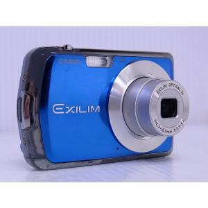 中古 コンパクトデジタルカメラ CASIO EXILIM ZOOM EX-Z1 ブルー akiba-yushop 02