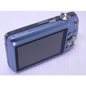 中古 コンパクトデジタルカメラ CASIO EXILIM ZOOM EX-Z1 ブルー akiba-yushop 04
