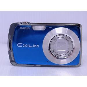 中古 コンパクトデジタルカメラ CASIO EXILIM ZOOM EX-Z1 ブルー akiba-yushop 05