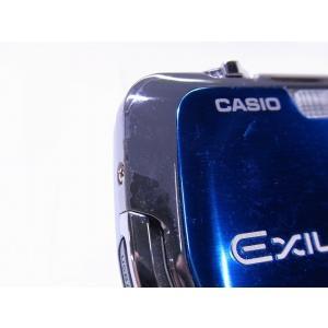 中古 コンパクトデジタルカメラ CASIO EXILIM ZOOM EX-Z1 ブルー akiba-yushop 08