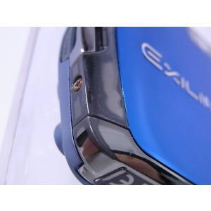 中古 コンパクトデジタルカメラ CASIO EXILIM ZOOM EX-Z1 ブルー akiba-yushop 09