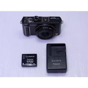 中古 コンパクトデジタルカメラ Panasonic LUMIX DMC-LX3 ブラック ※バッテリ不良、外装破損あり|akiba-yushop|12