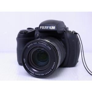 中古 デジタルカメラ FUJIFILM FinePix HS35EXR ブラック ※難あり品