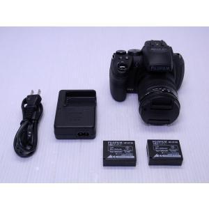 中古 デジタルカメラ FUJIFILM FinePix HS35EXR ブラック ※難あり品|akiba-yushop|10