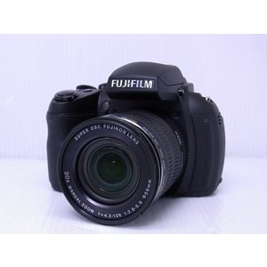 中古 デジタルカメラ FUJIFILM FinePix HS35EXR ブラック ※レンズキャップ欠...