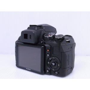 中古 デジタルカメラ FUJIFILM FinePix HS35EXR ブラック ※レンズキャップ欠品|akiba-yushop|03