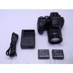 中古 デジタルカメラ FUJIFILM FinePix HS35EXR ブラック ※レンズキャップ欠品|akiba-yushop|10