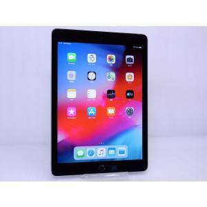 中古 iOSタブレット au Apple iPad Air 2 Wi-Fi + Cellular 16GB スペースグレイ Model A1567 MGGX2J/A|akiba-yushop